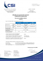 certificate JS48HA